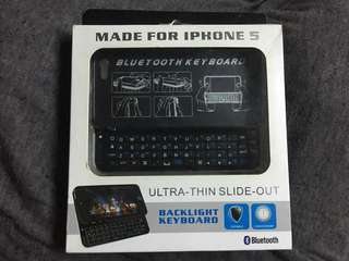IPHONE 5 OR 5S BLUETOOTH KEYBOARD