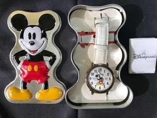 Limited edition  Disneyland watch