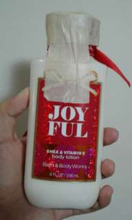 be JOYFUL (SHEA VITAMIN E)