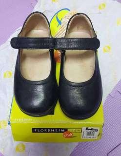 Florsheim Black School Shoes