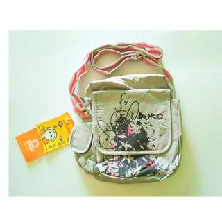 DUKO Nylon Sling Crossbody Bag