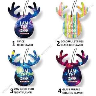 【1+1】I am the Deer aroma pendant air freshner