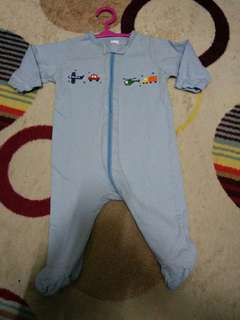 Sleepsuit Boy