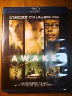Awake Blu-ray