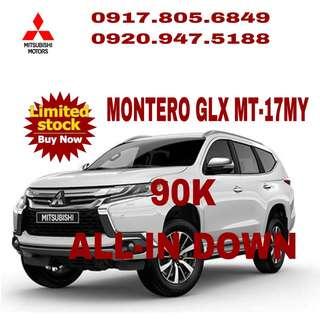 Montero GLX MT 17MY