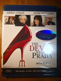 The Devil Wears Prada Blu-ray
