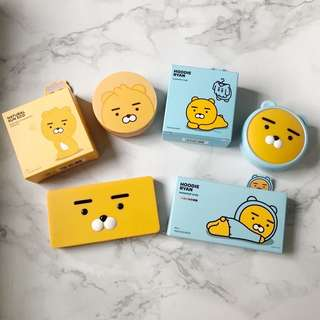 🚚 The Face Shop x Kakao Friends Collection