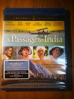 A Passage to India Blu-ray