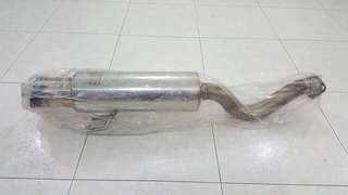 Tanabe Civic Exhaust from Japan