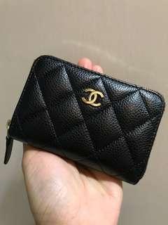 Chanel 銀包仔