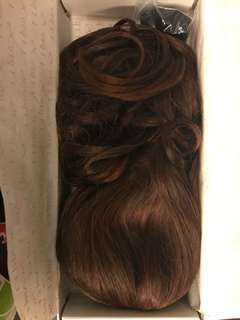 Long wavy hair wig (new)