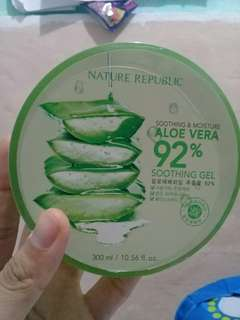 Nature Republic AloeVera soothing & moisture