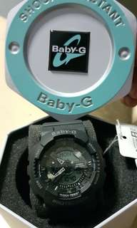 Baby G black colour