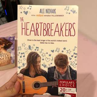 🚚 The Heartbreakers by Ali Novak