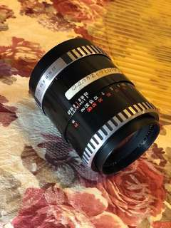 Carl Zeiss Jena (Zebra Version) 135mm f3.5 M42 mount