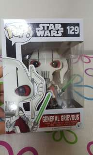 Funko Pop Star Wars General Grievous