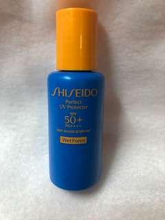 Shiseido Perfect UV Protector 50+