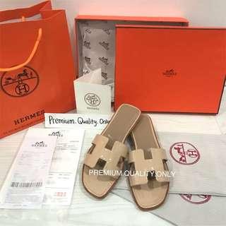 Customer's Order Hermes Oran sandal