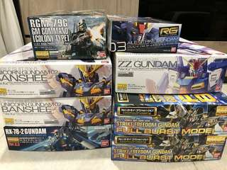 Gunpla MG Gundam