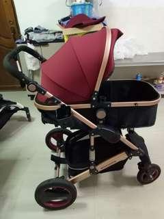 Baby pram/stroller