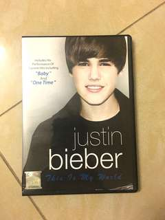 Justin Bieber This To My World Album