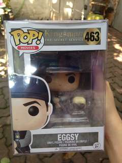 Eggsy Kingsman The Secret Service Funko Pop