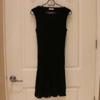 Pull & Bear Lace Dress