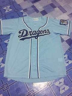 Baseball jersey dragon chunici
