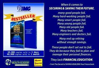 Financial Literacy Book - How To Save & Invest the Right Way: Building a Solid Financial Foundation