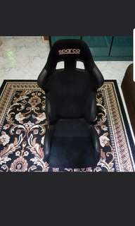 Sparco sport seat