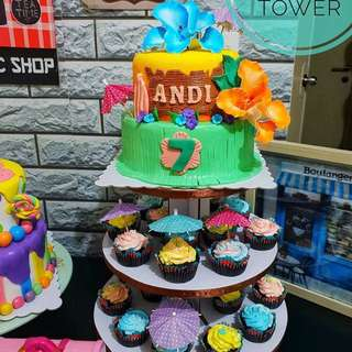 Cake Tower Package