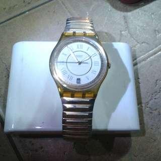 Swatch ag1997 quartz watch