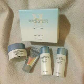 Authentic Missha White Cure