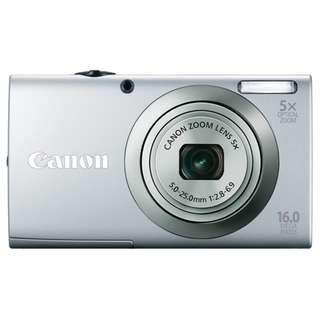 Canon PowerShot A2300 HD Silver