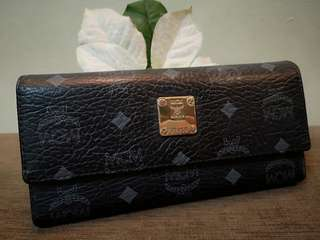 Authentic MCM Wallet / Purse #Ramadan50