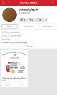 Masih Ada Yang NIPU yah di applikasi ini 😂 sampe ganti nama user post didelete