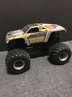 MONSTER JAM maxD  metal