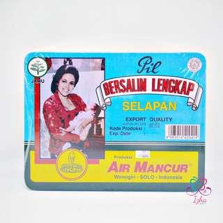 [AIR MANCUR] Set Bersalin Lengkap Air Mancur (Pill)