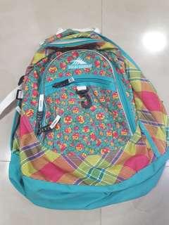 School Bag (back pack)