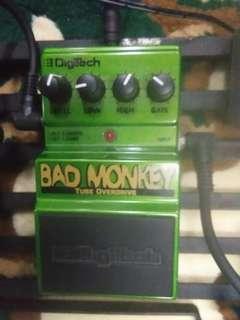 Bad monkey overdrive