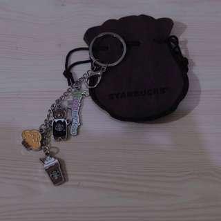 Starbucks Keychain