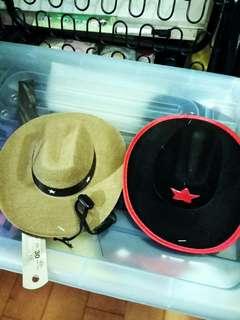 装飾小帽子,每頂5元