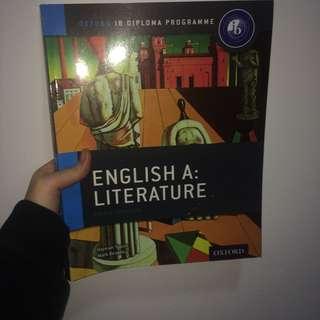 OXFORD IB English A: Literature Course Companion