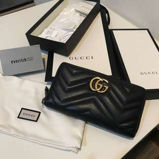 🚚 Gucci marmont ㄇ字皮夾