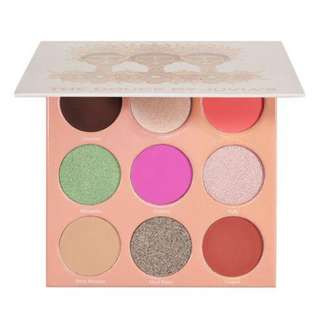 Juvia's The Douce Eyeshadow Palette