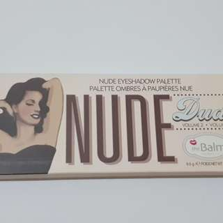 The balm nude dude 2