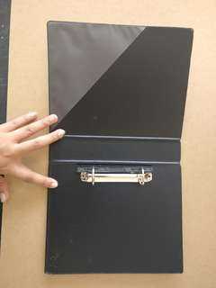 B5 ring binder file