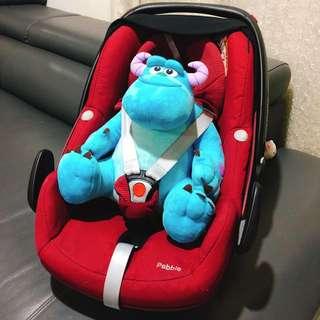 maxi-cosi 嬰兒提籃 芬蘭quinny推車專用