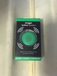 Smiggle button speaker 2隻色👍👍