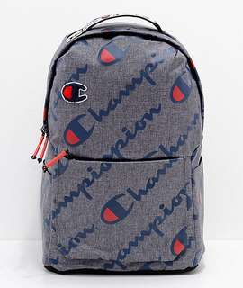 Champion All Over Print Backpack